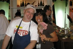 Berries and Wine-The Pebble Beach Food And Wine Festival